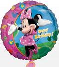 disney ballonnen - minnie mouse