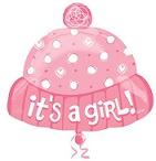 xl ballon - it's a girl