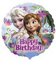 folie ballon - happy birthday